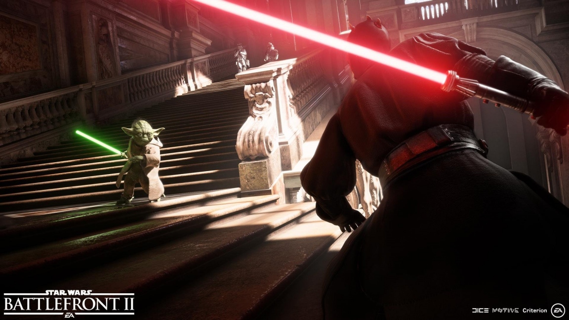 Hráče Star Wars: Battlefront II čeká po vydání spousta obsahu zdarma