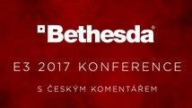 E3 2017: Sledujte záznam tiskové konferenci Bethesdy