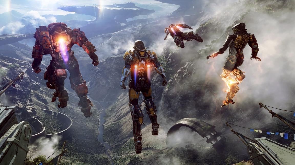 BioWare údajně plánuje kompletní předělávku Anthem a začíná vyvíjet další Mass Effect