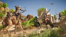 18 minut z hraní Assassin's Creed Origins ukazuje obsáhlost otevřeného světa mimo hlavní dějovou linii