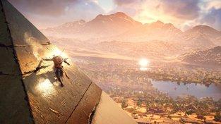Bayek umí v novém videu z Assassin's Creed Origins střílet lukem pomocí nohou