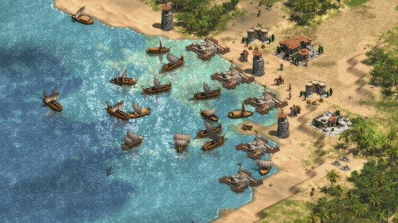 Age of Empires: Definitive Edition – recenze