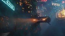 Krásná kyberpunková plošinovka The Last Night má finanční potíže