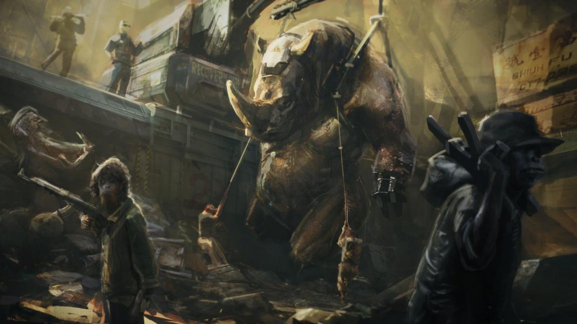 Ubisoft předvádí první nástřel soubojů a systému pohybu v Beyond Good & Evil 2
