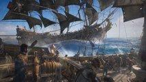 V pirátském multiplayerovce Skull and Bones soupeříte o kořist s ostatními kapitány
