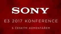 E3 2017: Sledujte tiskovou konferenci Sony PlayStation