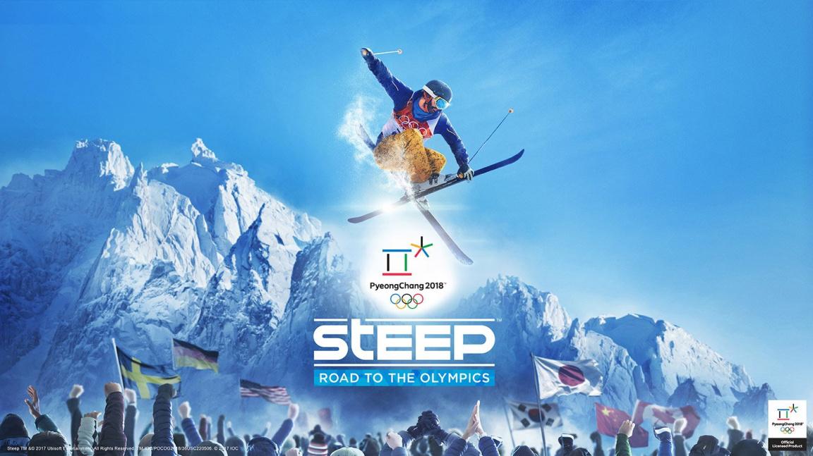 Olympijský datadisk pro Steep přinese šest nových disciplín