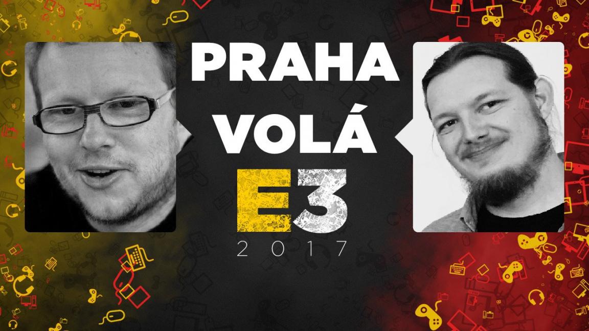 Praha volá E3 aneb Aleš a Martin živě z LA #1
