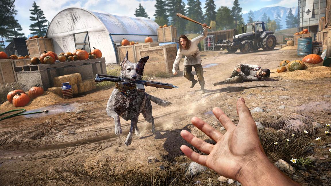 Far Cry 5 představuje všech sedm společníků, co vám pomůžou v boji proti kultu