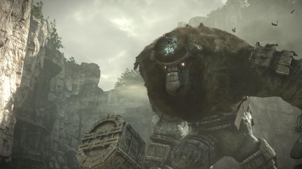 Nová verze kultovní klasiky Shadow of the Colossus vyjde v příštím roce pro PS4