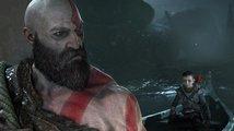Pět minut záběrů z God of War názorně demonstruje, že se Kratos bez svého synka neobejde