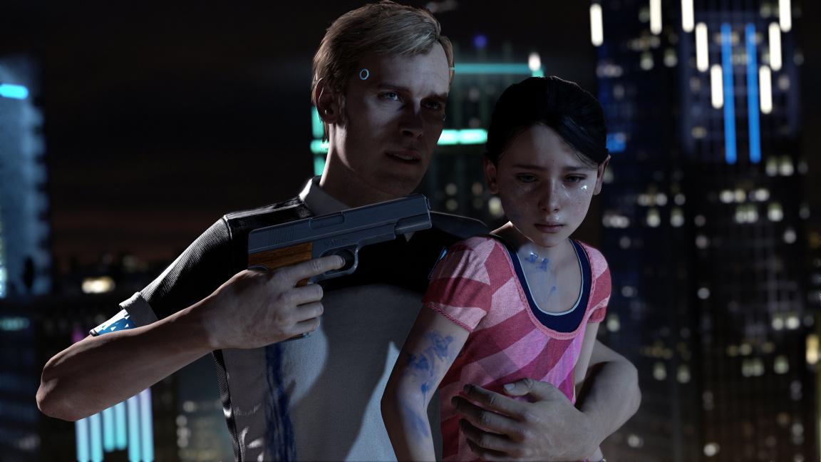 Interaktivní dramata od Quantic Dream míří na Steam
