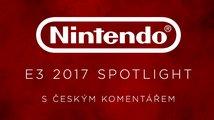 E3 2017: Sledujte záznam tiskové konference Nintenda