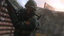 Call of Duty: WWII předvádí multiplayerové šílenství v zákopech druhé světové