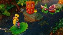 Za Crashovu sestru Coco můžete odehrát celou remasterovanou N. Sane Trilogy