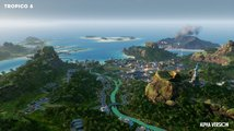 Video z Tropico 6 představuje budoucí ráj pro gaučové diktátory