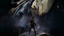 Temné akční RPG Ashen si půjčuje souboje z Dark Souls a multiplayer z Journey