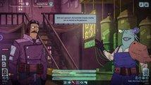 Griftlands od tvůrců Mark of the Ninja připomíná RPG, kde se obchoduje úplně se vším