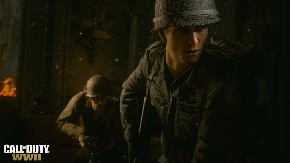 Call of Duty: WWII se chystá k invazi na PC s příkladnou výbavou