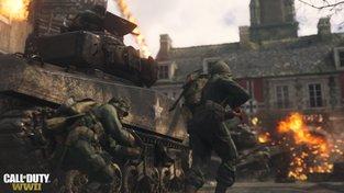 Call of Duty: WWII sblíží hráče v komunitním centru Headquarters