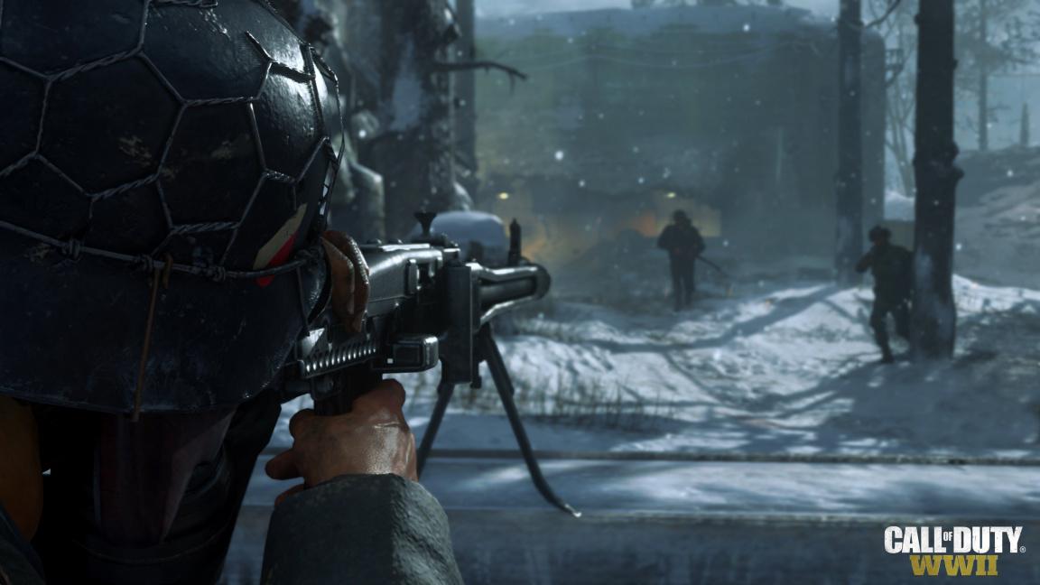 V betě Call of Duty: WWII si vyzkoušíte všechny nové divize a podíváte se až na Gibraltar