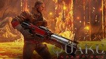 B.J. Blazkowicz bude v Quake Champions drtit nepřátele dvěma zbraněmi najednou