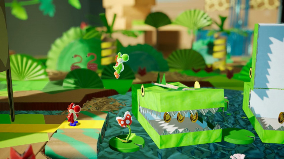 Yoshi's Crafted World – recenze