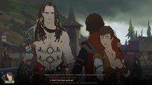 V tahovém RPG Ash of Gods vám může umřít hlavní postava a příběh pojede dál i bez ní