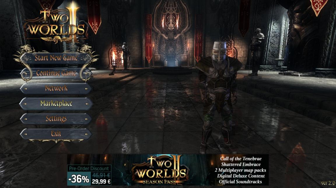 Po sedmi letech od vydání se v PC verzi Two Worlds II objevily mikrotransakce – tvůrci vysvětlují proč