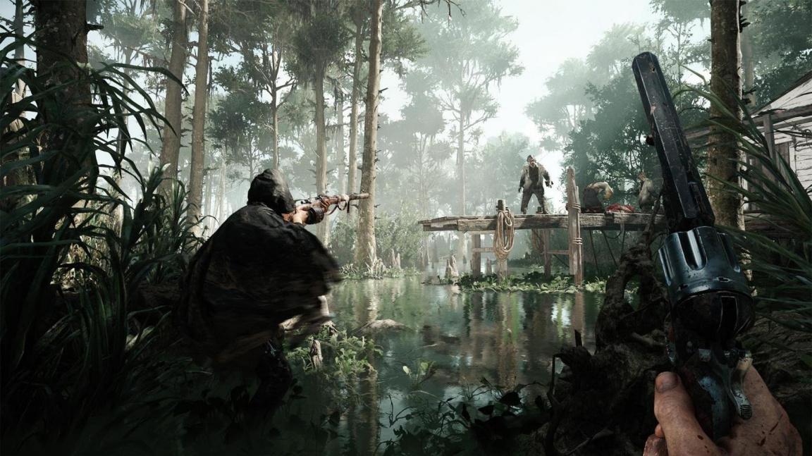 Crytek představuje základy své nové kooperativní akce Hunt: Showdown