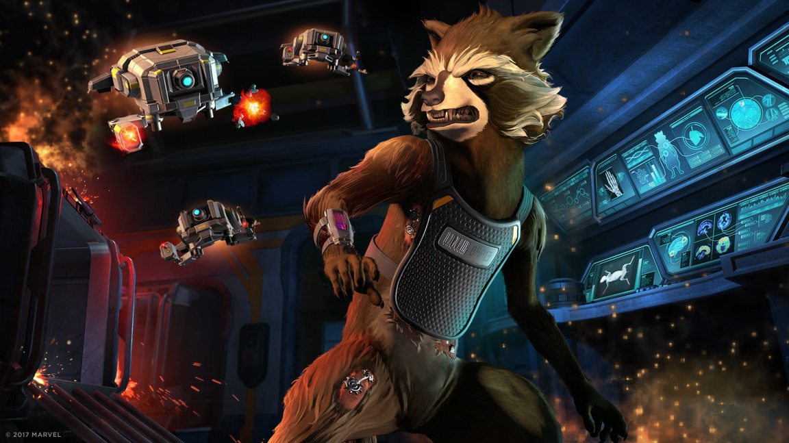 Guardians of the Galaxy - recenze 2. epizody