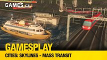 GamesPlay: Cities Skylines - Mass Transit