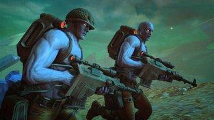 Modrásek z Rogue Trooper se vrátil v remasterované Redux podobě