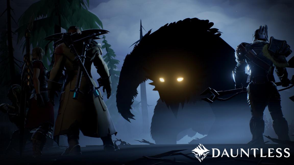 Vydejte se na lov v odloženém free-to-play akčním RPG Dauntless