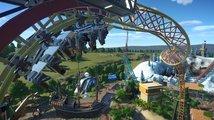Tycoon zábavního parku Planet Coaster dostal obří letní update s ohňostroji