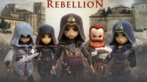 Asasíni se vplížili na mobily! Ezio půjde lovit templáře v Assassin's Creed Rebellion