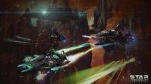 Flotilu vesmírné onlineovky Star Conflict rozšířila speciální inženýrská loď