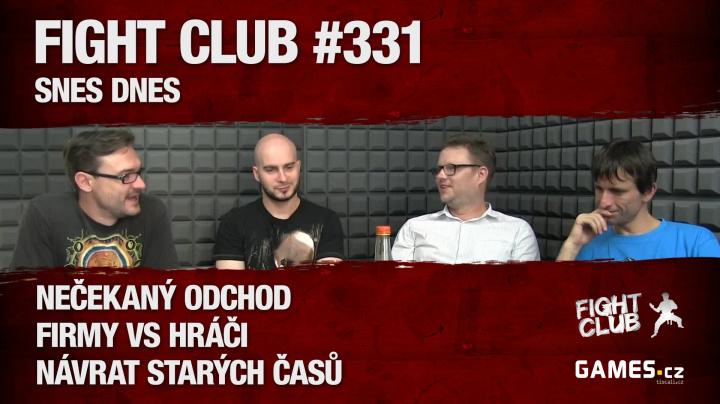 Fight Club #331: SNES dnes