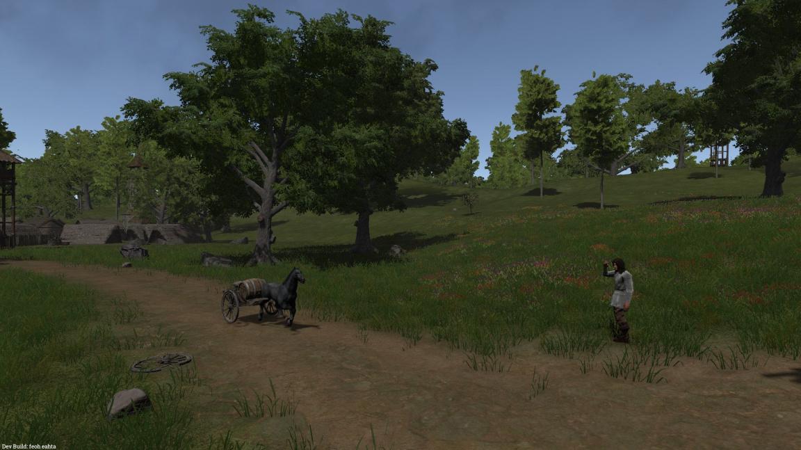 Založte rodinu, oškubejte konkurenci: RPG Saelig vás zavede do středověkého Wessexu