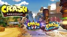 Obrázek ke hře: Crash Bandicoot N. Sane Trilogy