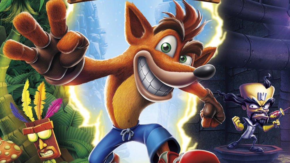 Crash Bandicoot N. Sane Trilogy – recenze