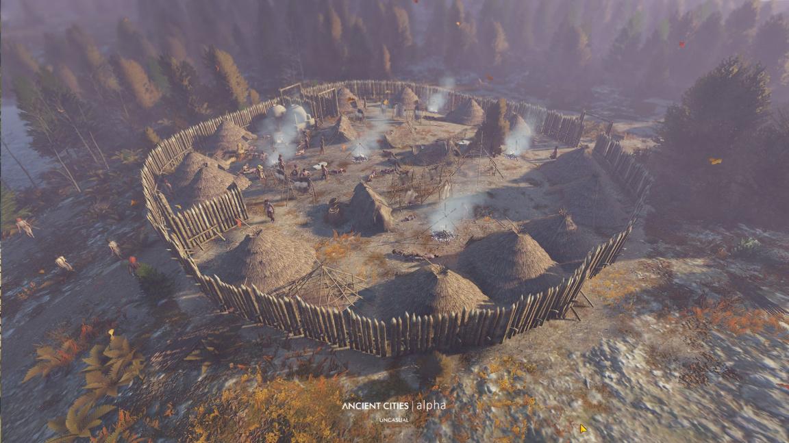 Survival strategie Ancient Cities vás zavede do mladší doby kamenné