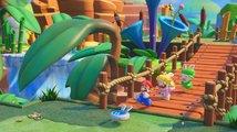 Ubisoft to s protlačením Mario + Rabbids Kingdom Battle u Nintenda měl poměrně snadné