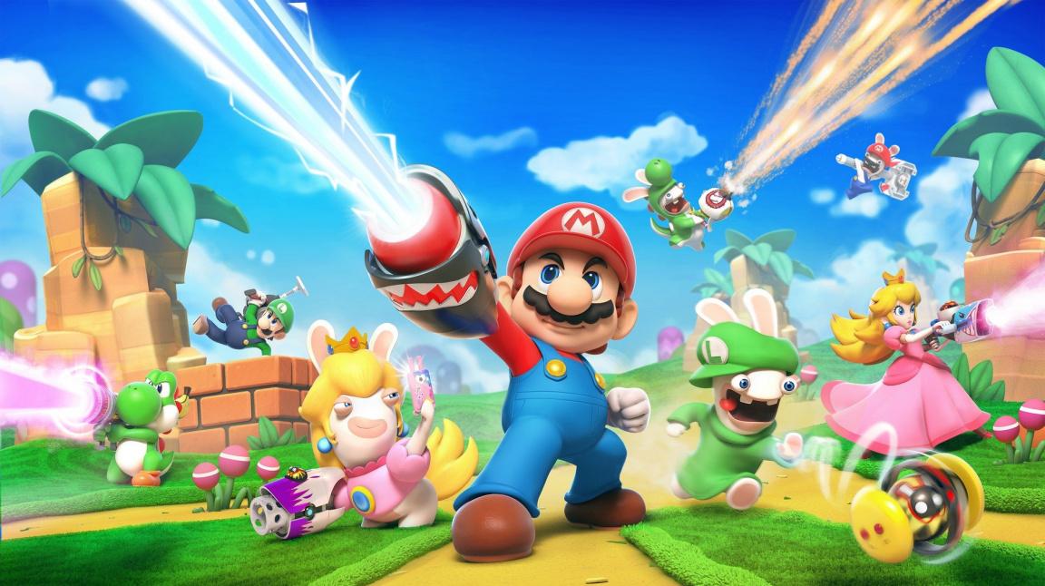 Dojmy z hraní - Mario a králíci tvoří koalici, kterou nechcete rozbít