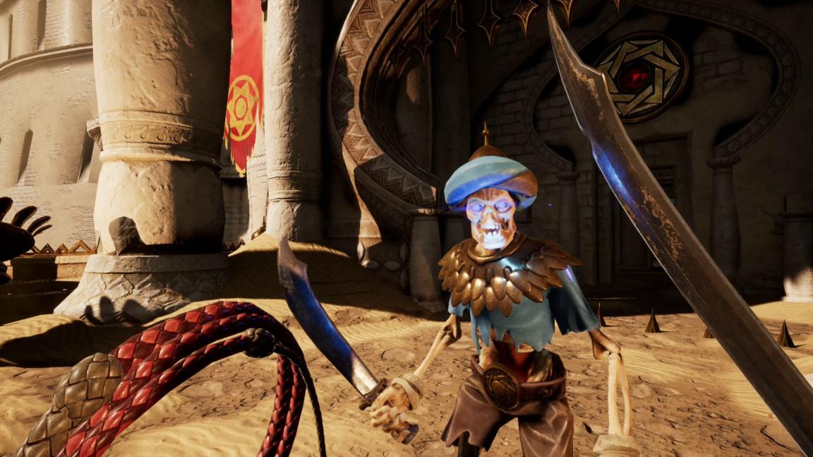 City of Brass spojuje Indiana Jonese a Pohádky tisíce a jedné noci