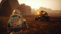 Těžká vozidla jsou nedílnou součástí kolonizace rudé planety v JCB Pioneer: Mars