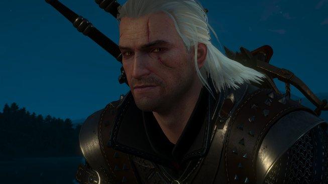 Geraltův úsměv
