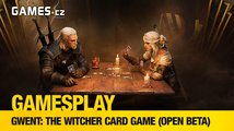 GamesPlay: GWENT The Witcher Card Game (open beta)