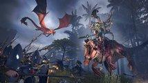 Legie High Elfů čelí v novém videu z Total War: Warhammer II ještěří hordě