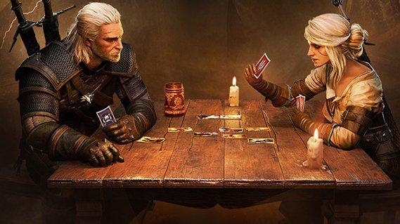 Gwent se mění hráčům pod rukama, kampaň s královnou Meve připomíná HOMAM